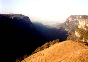 Canyon Fortaleza