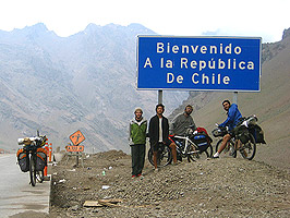 Aduana Argentina - Chile (Los Andes - Chile)